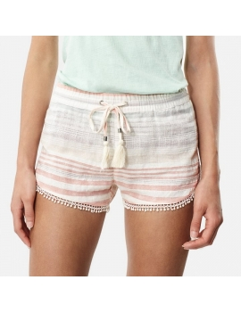 Short  Oneill  Jacquard Lace Detail Short