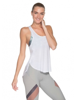 Top de sport  Maaji  Utopia White