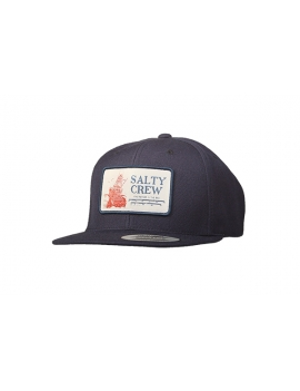 Casquette  Salty Crew  Impact Zone Patched