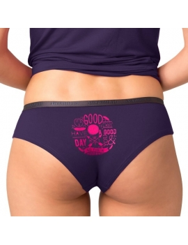 Lot De 2 Shortys Femme Good...