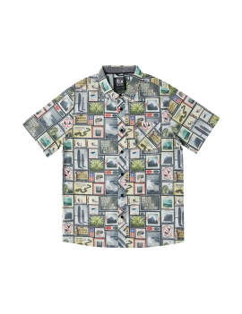Chemise HippyTree COLLAGE...