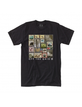 T-shirt HippyTree COLLAGE TEE