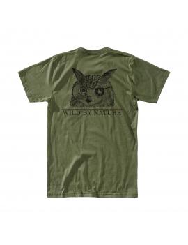 T-shirt HippyTree NIGHT OWL...